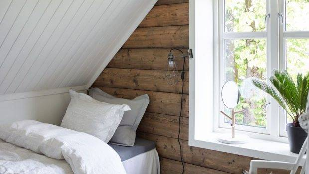 Attic Bedroom Design Cor Tips Pinterest