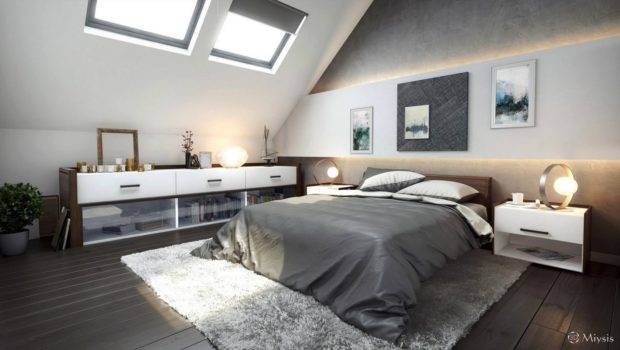 Attic Bedroom Ideas Interior Design