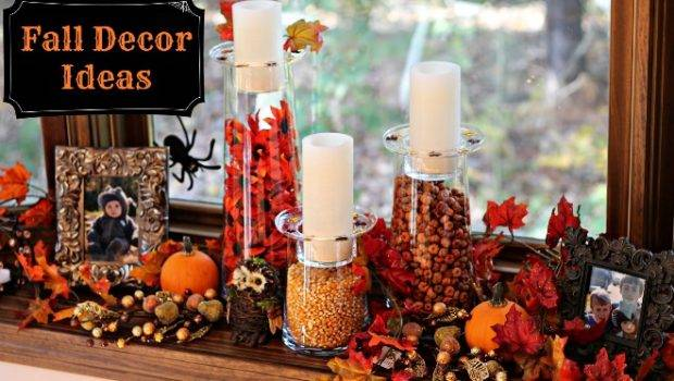 Autumn Home Decor Decorate Plans