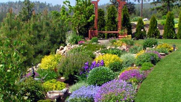 Awesome Backyard Hill Landscaping Ideas Garden Budget