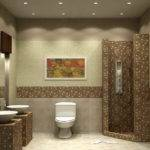 Awesome Bathroom Wall Tile Designs Painting Stroovi