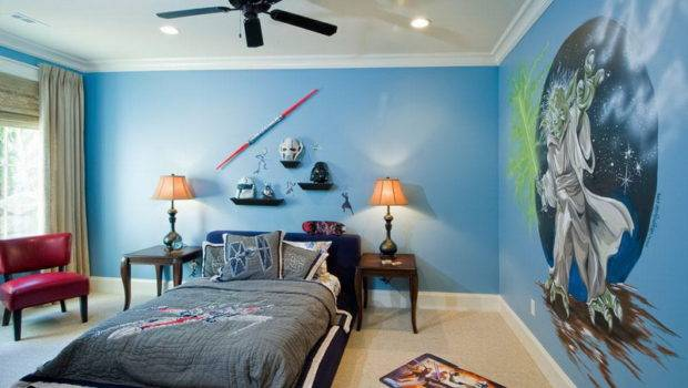 Awesome Boys Room Paint Schemes Decorating Kids Rooms Princess