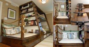 Awesome Bunk Bed Design Icreatived