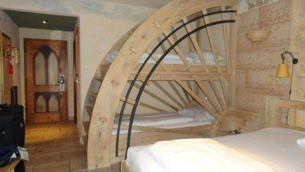 Awesome Bunk Beds Made Wood