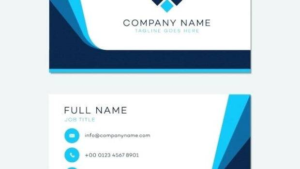 Awesome Business Card Cdr Abrocomputers