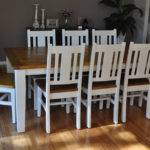 Awesome Distressed Dining Table