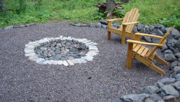 Awesome Exterior Diy Inspiration Patio Ideas Fire Pit