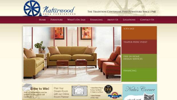 Awesome Furniture Website Designs Inspiration Web