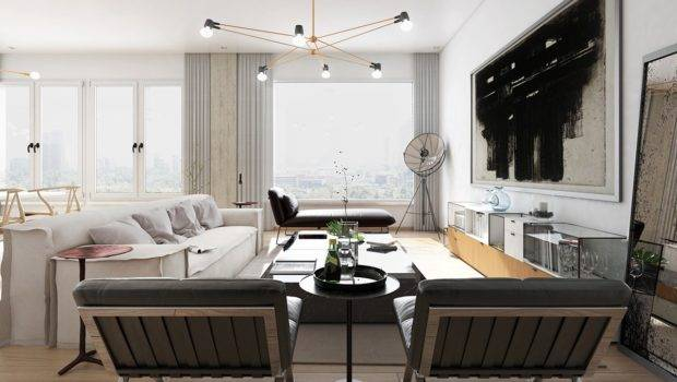 Awesome Luxury Apartment Design Ideas Javier Wainstein Roohome