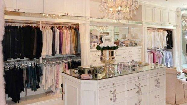 Awesome Master Bedroom Closet Dream Home Pinterest