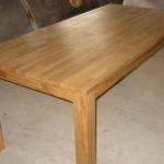 Awesome Oak Dining Table Listed Tables