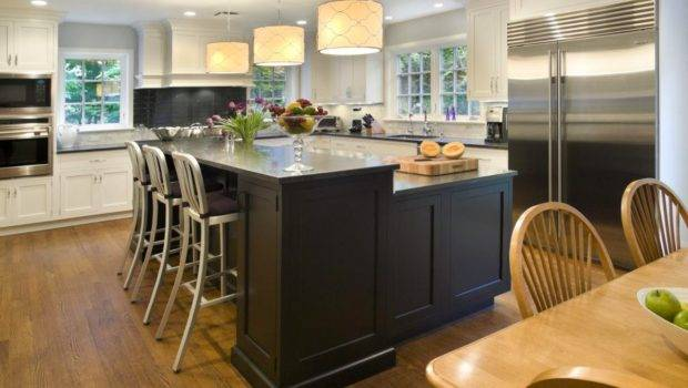 Awesome Shaped Kitchen Layouts Home Interior Ideas