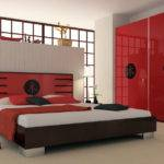 Awesome Styles Red Bedroom Decor