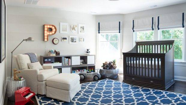 Baby Boy Nursery Touches Blue Design Cory Connor Designs