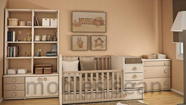 Baby Furniture Room Decor Ideas Small Spaces