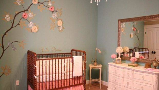Baby Girl Room Themes Bloombety