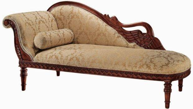 Back Modern Victorian Couch