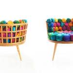 Back Return Cheery Recycled Silk Chairs Meb Rure