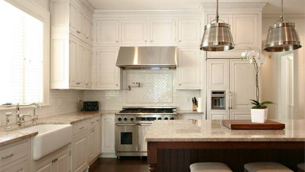 Backsplash Ideas White Kitchen Cabinets