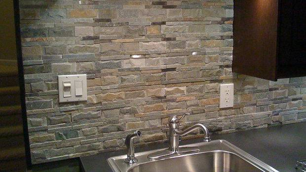 Backsplash Natural Stone Flickr Sharing