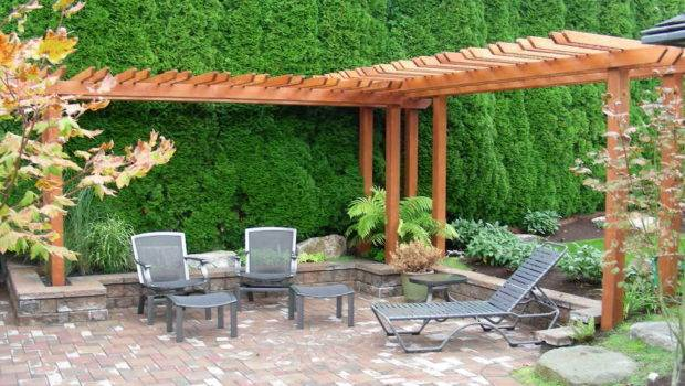 Backyard Decorating Ideas Room Home