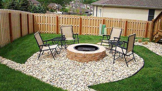 Backyard Designs Ideas Outdoor Fire Pit Home Furniture