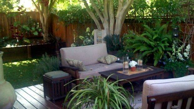 Backyard Designs Your Home Small Townhouse