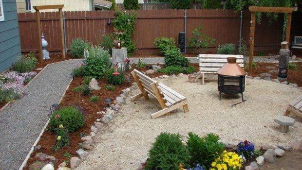 Backyard Ideas Budget