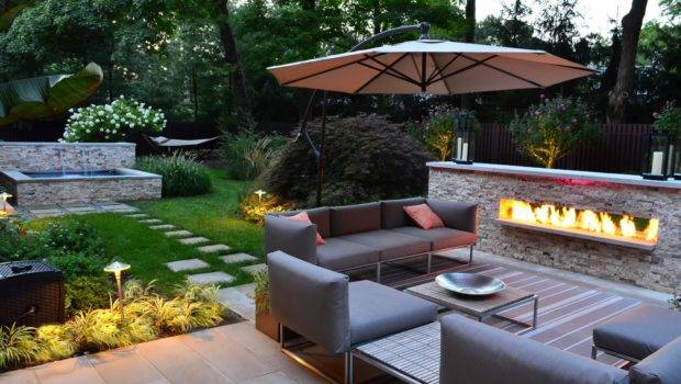 Backyard Landscaping Designs Small Spaces Home Design