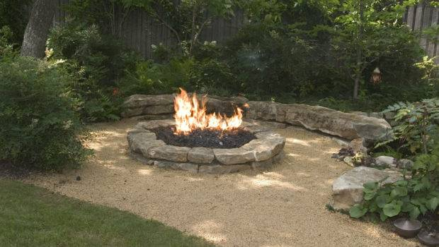 Backyard Landscaping Ideas Attractive Fire Pit Designs Homesthetics