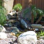 Backyard Landscaping Ideas Budget Small Pond
