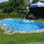 Backyard Pools Designs Landscape Ideas Budget
