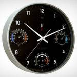Bai Design Weather Monitor Wall Clock Gear Patrol