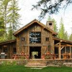 Barn Homes Plans Pole Home Kitchen Transitional