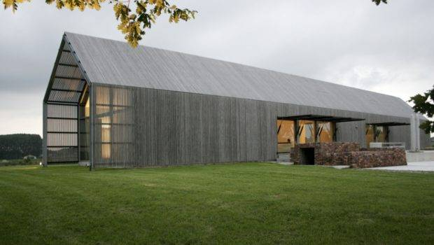 Barn House Roeselare Projecten Human Centered