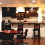 Basement Bar Design Plans Living Room Ideas