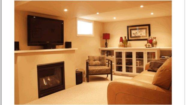 Basement Decorating Ideas Via Decobizz