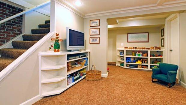 Basement Flooring Ideas Unfinished Tips Invado