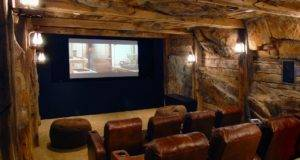 Basement Home Theaters Media Rooms Tips Ideas