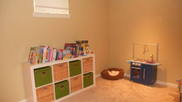 Basement Play Area After Out Closet Organizer Pintere