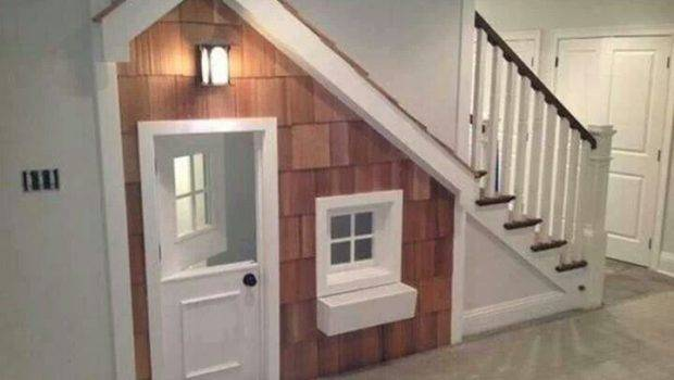 Basement Play Area Under Stairs Childrens Room Pinterest
