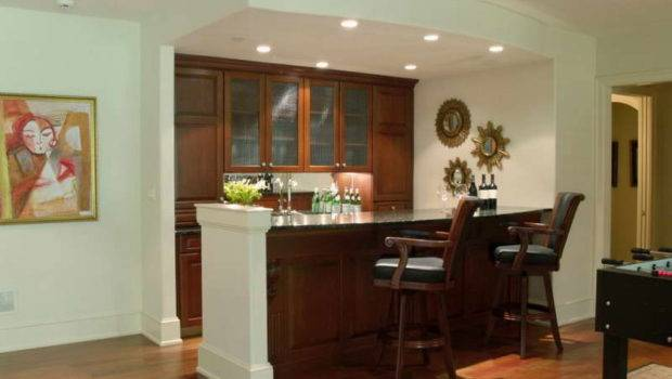 Basement Wet Bar Designs Small Space Painting