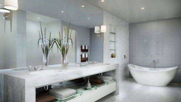 Bathroom Bathrooms Designs Modern Floor Tile
