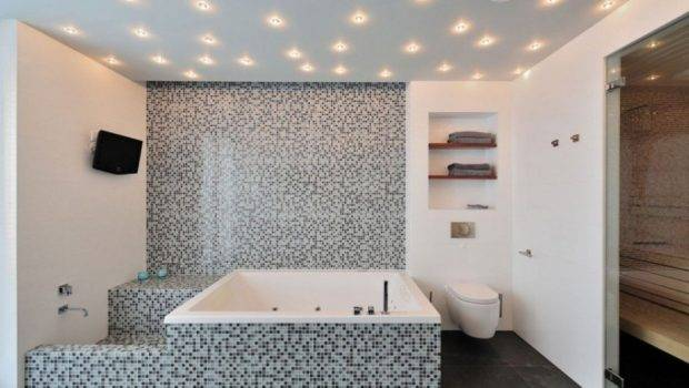 Bathroom Ceiling Lights Ideas Design Vectronstudios