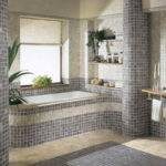 Bathroom Ceramic Tile Bathware