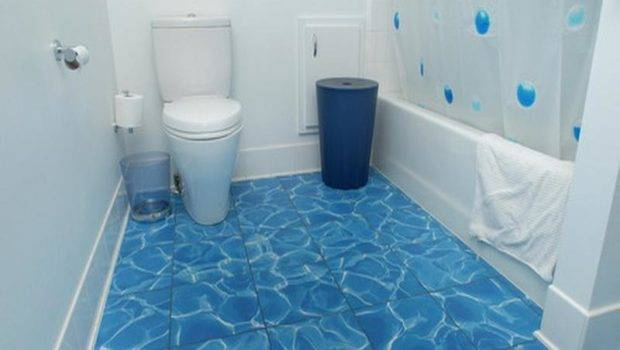 Bathroom Coolest Tile Ideas Small Sea Floor