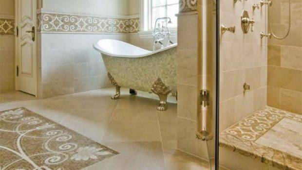 Bathroom Decorative Tile Examples