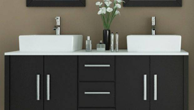 Bathroom Modern Vanities Vessel Sinks