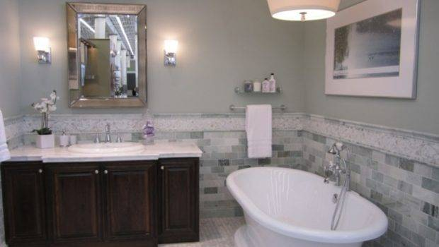 Bathroom Paint Colors Gray Tile Have Variants Mike Davies