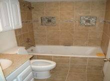 Bathroom Remodel Cost Project Small Sharp